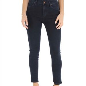 Citizens of Humanity highrise skinny jeans